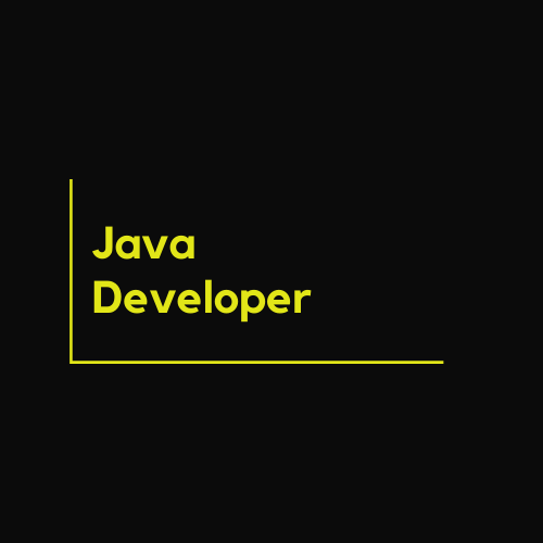 _Java Developer
